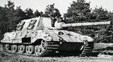 Im Konzept fahr der Panzer zu schwerfällig.
