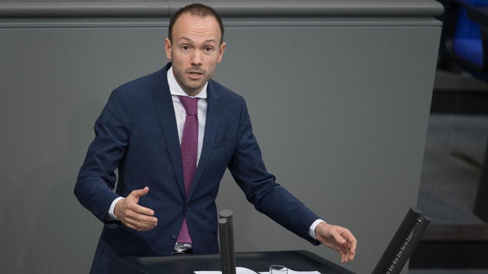 Der Mannheimer CDU-Abgeordnete Nikolas Löbel reagiert auf Korruptionsvorwurf