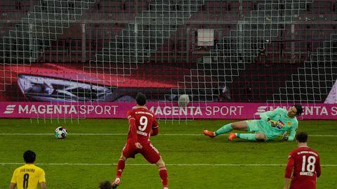 Bayern München vs. Borussia Dortmund