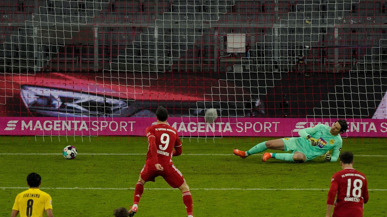 Bundesliga: Bayern entscheidet den deutschen Klassiker nach Rückstand kurz vor Schluss für sich - STERN.de