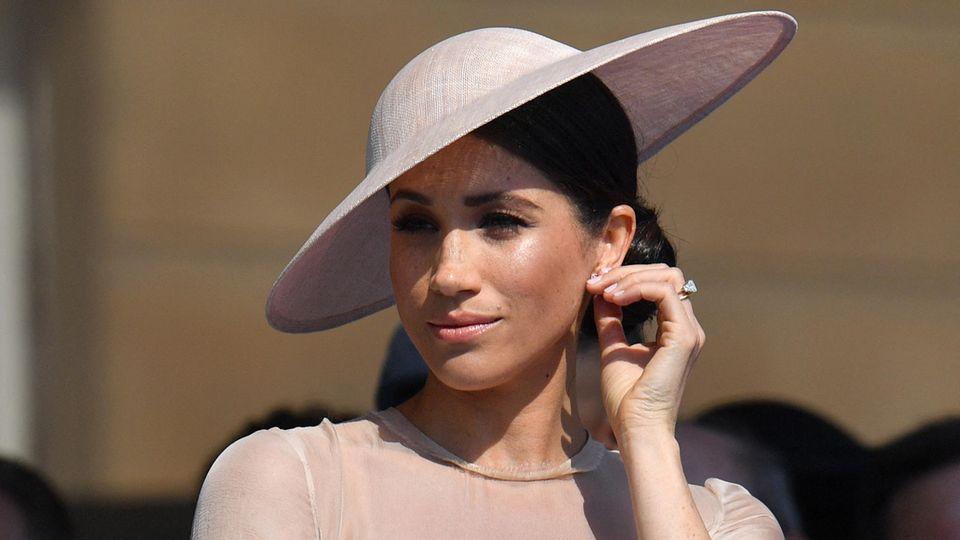 Meghan Markle, Herzogin von Sussex,