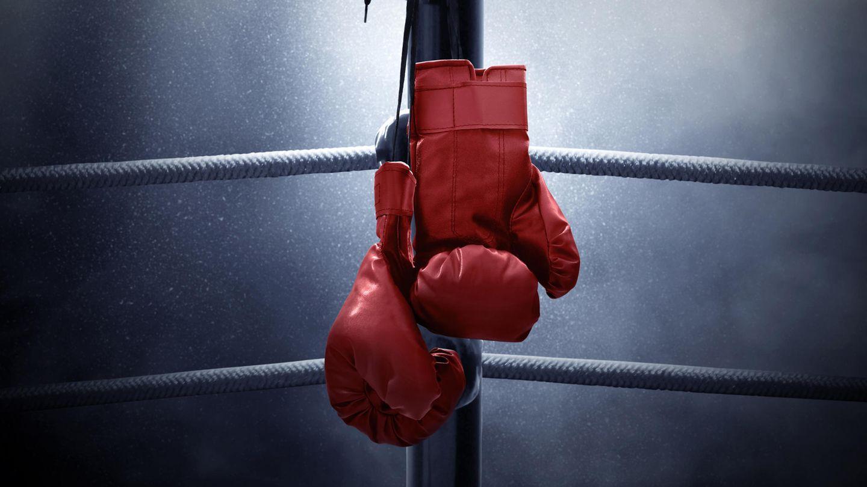 Ein Boxring als Symbolfoto für Nachrichten aus Deutschland
