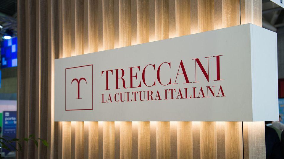 """Das Wörterbuch """"Treccani"""" ist eines der bekanntesten Italiens und seit 2015 komplett online abrufbar"""