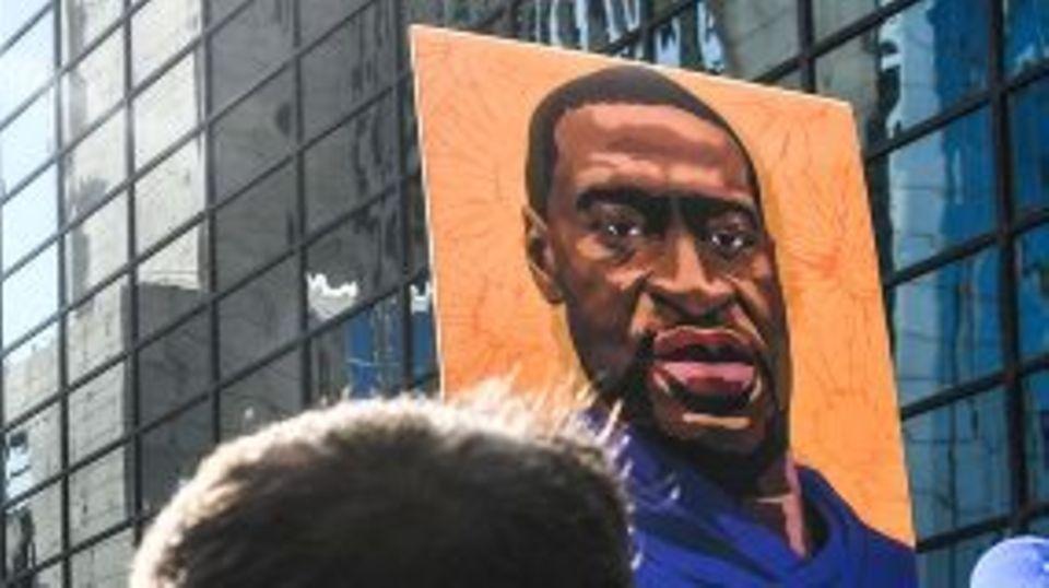 """""""Black Lives Matter""""-Demonstrationin Minneapolis"""