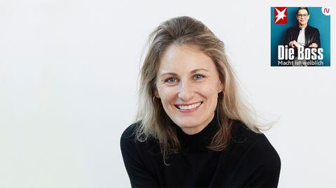 Marie Langer, Chefin von EOS