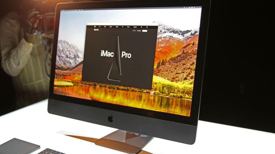 Der iMac Pro wurde 2017 vorgestellt