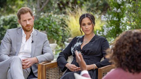 News im Video: Herzogin Meghan und Prinz Harry bei Oprah – die wichtigsten Zitate