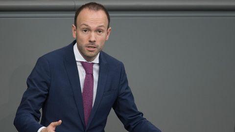 Der CDU-Politiker Nikolas Löbel