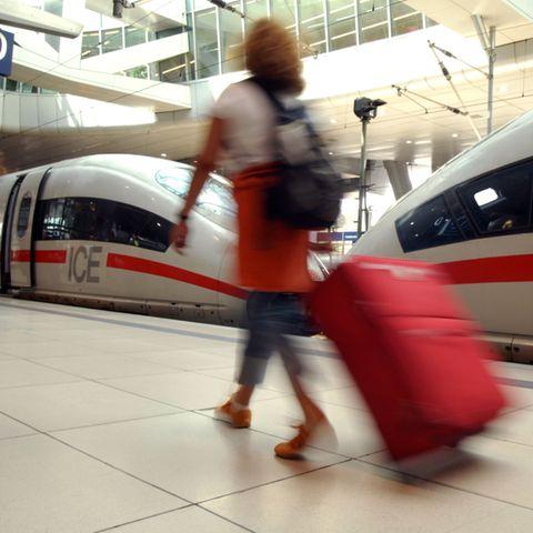 """""""Supersprinter"""" und """"Express-Rail"""": Inlandsflüge ade? So wollen Bahn und Lufthansa mehr Verkehr auf die Schiene bringen"""