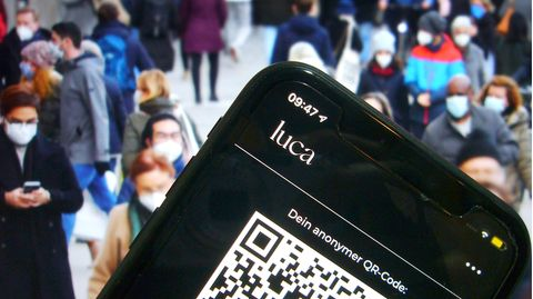 Luca-App: So funktioniert das digitale Servicetool – Zettelchaos adé?