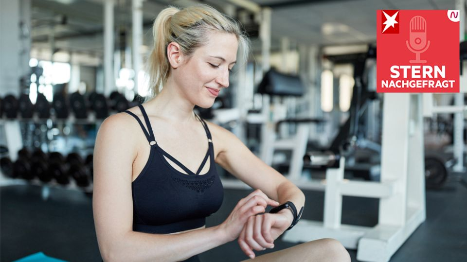 """""""STERN nachgefragt"""": Dr. Google, Schrittzähler, Ernährungsapps: Sind wir für unsere Gesundheit selbst verantwortlich?"""