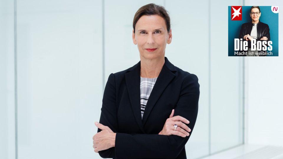 """Podcast """"Die Boss"""": Gesine Grande, Präsidentin der Brandenburgischen Technischen Universität Cottbus-Senftenberg"""