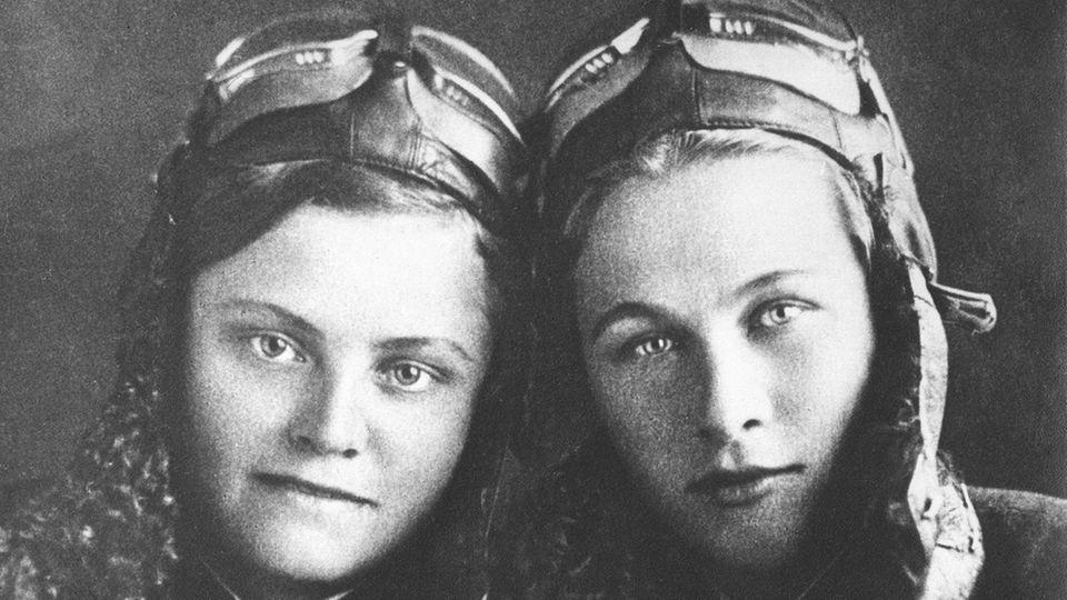 """Das Motto des 588. Nachtbomberregiments lautete: """"Du bist eine Frau, und du sollst stolz darauf sein."""""""