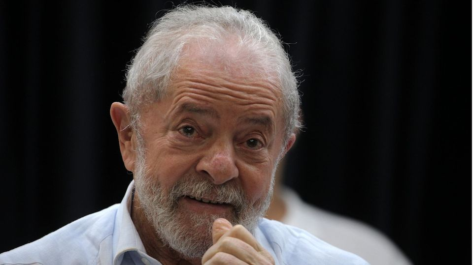 "Luiz Inácio ""Lula"" da Silva, ehemaliger brasilianischer Präsident"