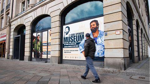 Das Bud-Spencer-Museum in Berlin