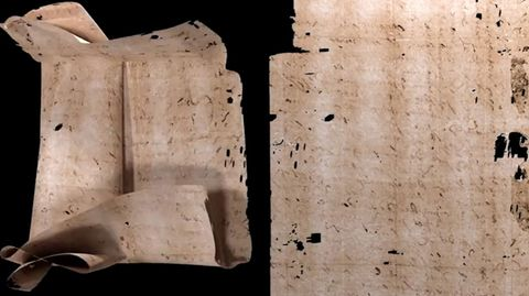 300 Jahre alte Briefe können erstmals gelesen werden