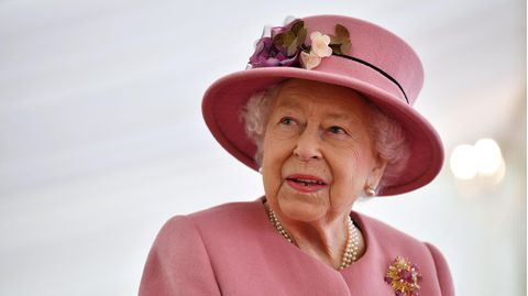 Queen Elizabeth II. reagiert auf TV-Interview von Harry & Meghan