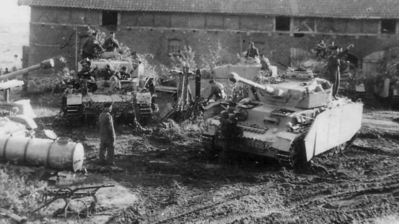 Deutsche Panzer IV