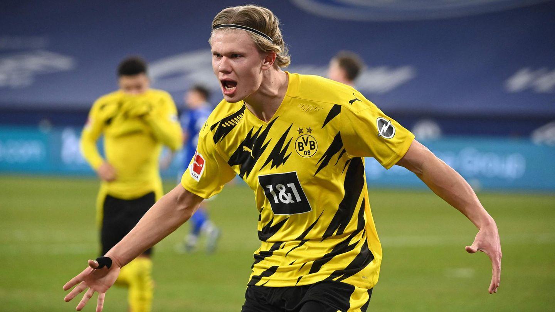Hat eine wahnsinnige Torquote: BVB-Stürmer Erling Haaland