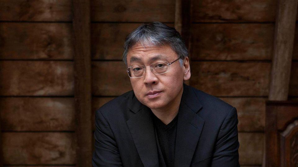 Autorenfoto von Kazuo Ishiguro