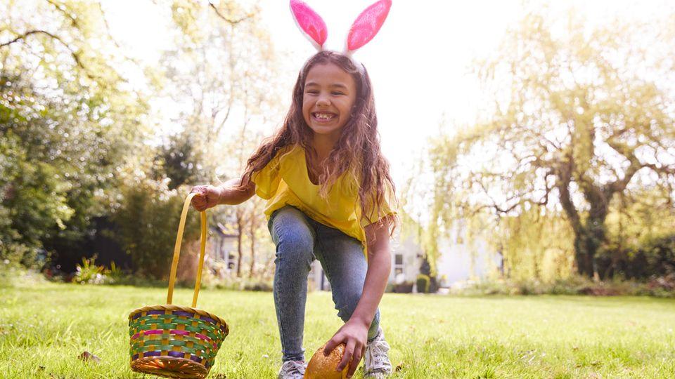 An Ostern werden Geschenke gesucht