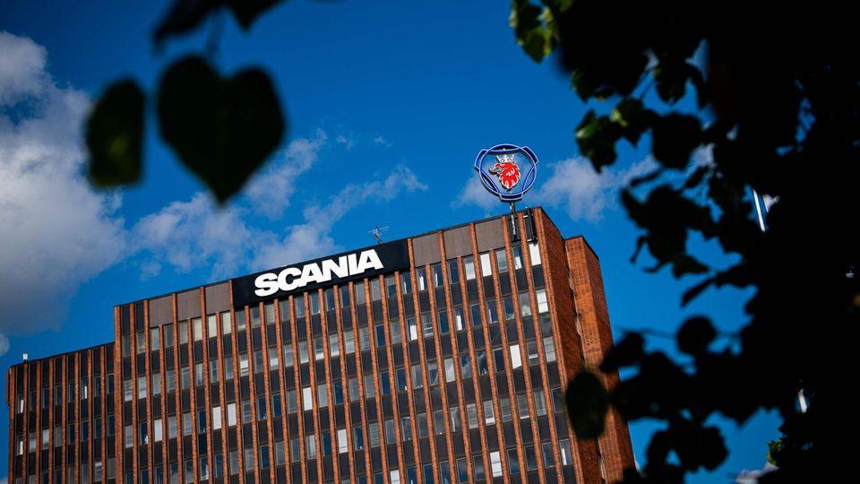 Scania Zentrale