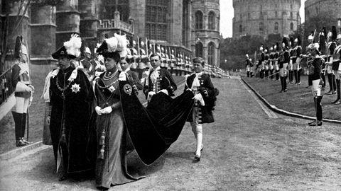Erster Weltkrieg: Die erfundene Dynastie der Windsors – als das britische Könighaus weniger deutsch werden musste
