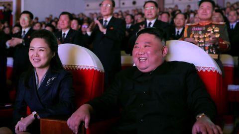 Nordkorea: Eine schrecklich bizarre Familie  – wie sich Kim Jong-un und seine Sippe an der Macht halten