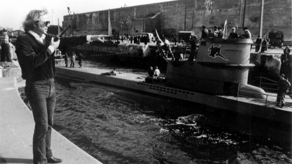 Wolfgang Petersen Das Boot