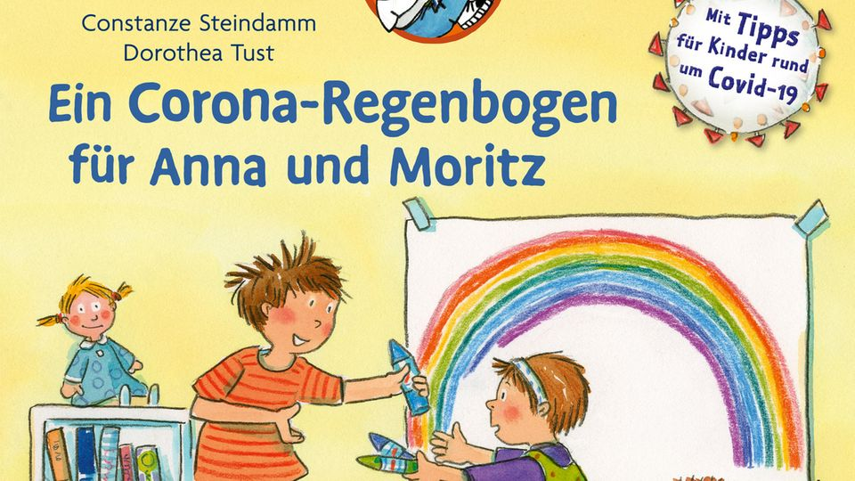 Cover des Kinderbuchs
