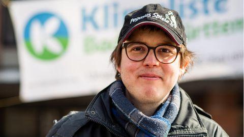 """Klimaliste-Co-Gründer Alexander Grevel, 32, aus Freiburg: """"Die Mehrheit der Parteimitglieder hat einen klimaaktivistischen Hintergrund."""""""