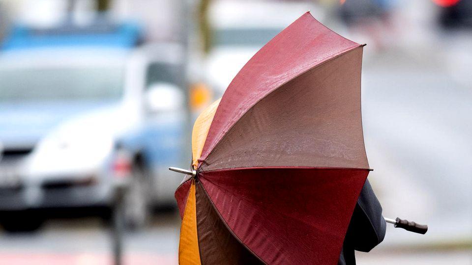 """Wetter: Sturmtief """"Klaus"""" in Deutschland"""