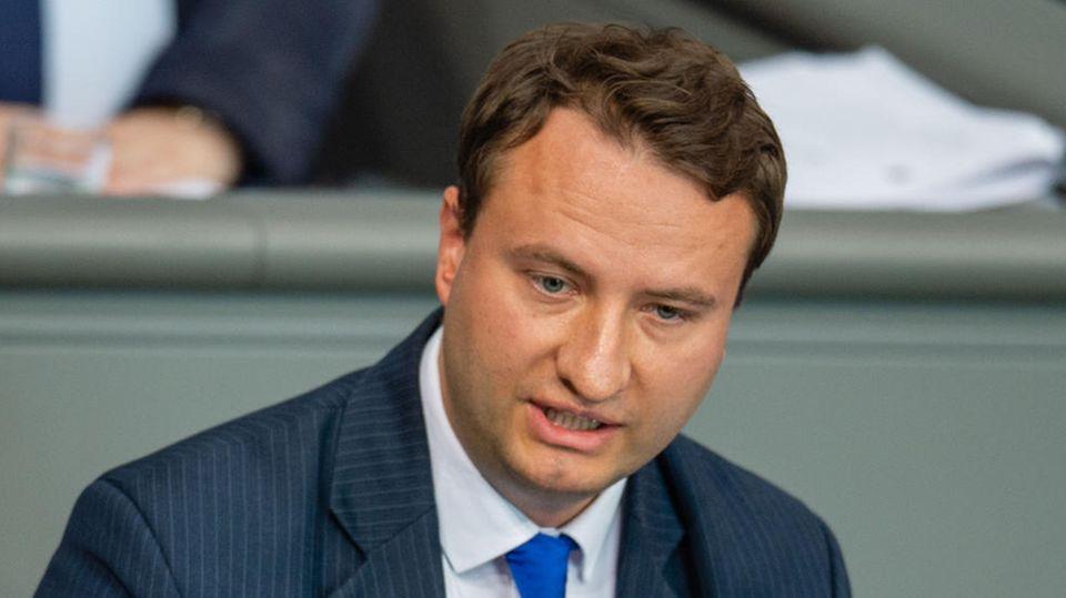 CDU-Politiker Hauptmann