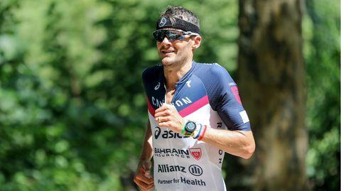 Jan Frodeno beim Ironman Frankfurt 2019