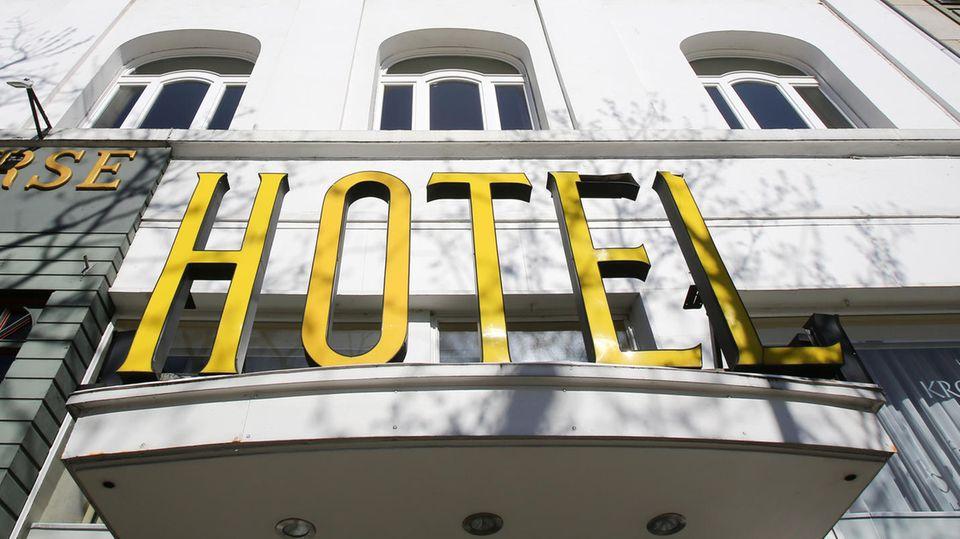 Hamburgs Hotels in der Krise