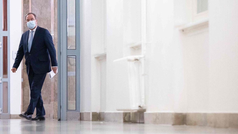 Unruhe bei CDU/CSU: Das hat sich Armin Laschet sicher anders vorgestellt - STERN.de