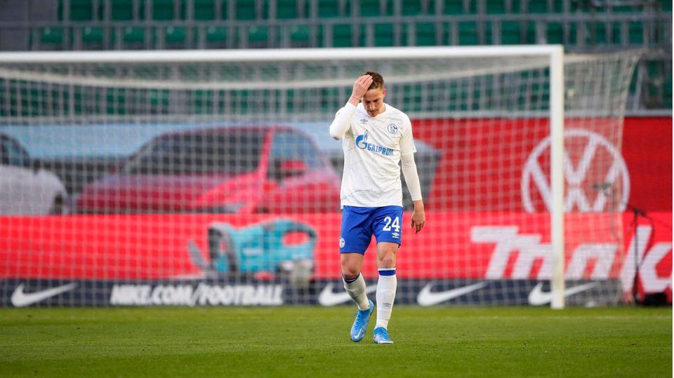 Bastian Oczipka vom FC Schalke 04