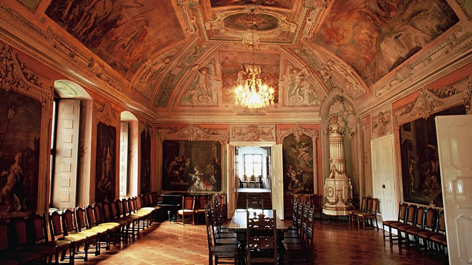 Schloss Nadasdy in Ungarn