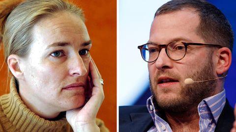 """Alexandra Würzbach folgt vorerst auf Julian Reichelt an der Spitze der """"Bild""""-Zzeitung"""