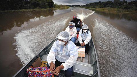 """P1-Corona-Mutation in Brasilien: """"Der perfekte Sturm"""": Darum wütet Corona gerade so dramatisch in Manaus"""
