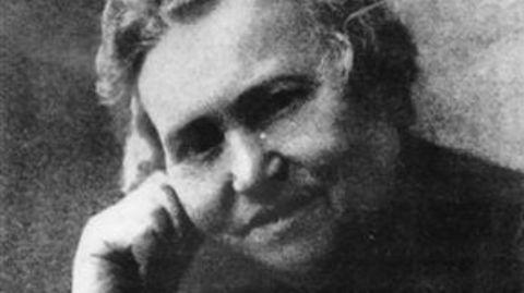 Sidonie Werner kämpfte für die Rechte der Frauen.