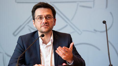 Thomas Kutschaty, Fraktionsvorsitzender der SPD im nordrhein-westfälischen Landtag