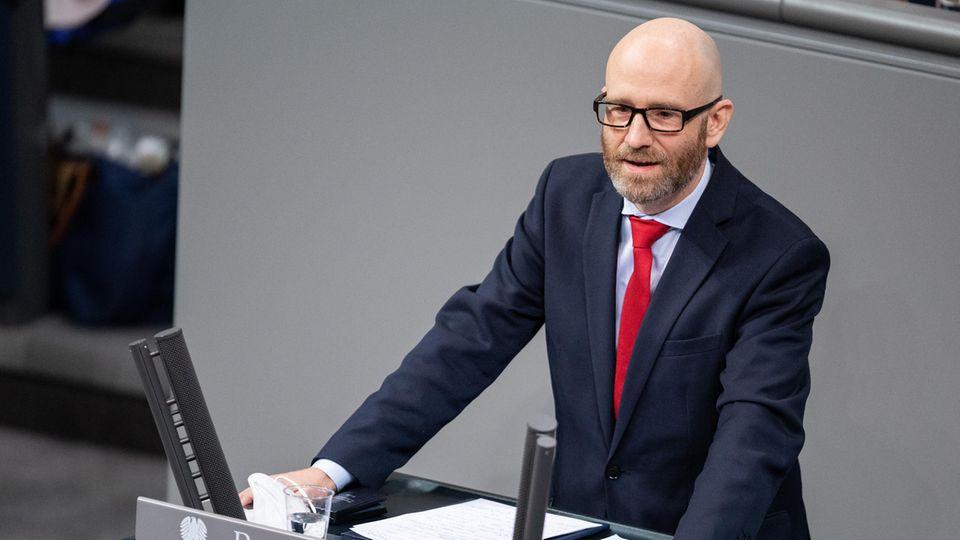 Peter Tauber (CDU), Staatssekretär im Bundesverteidigungsministerium