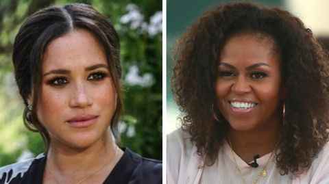 Meghan, Michelle Obama