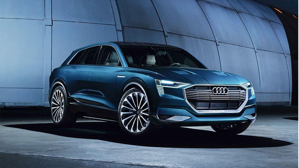 Audi will schnell E-Autos in günstigeren Segmenten anbieten.