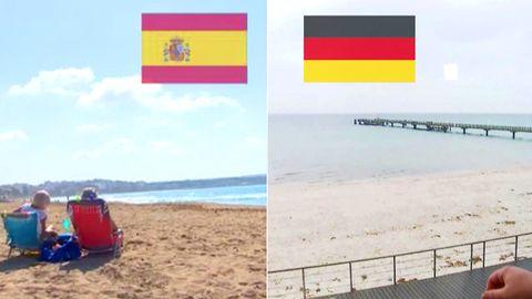 """""""Absurd"""": Pleite-Angst an der Ostsee, Touristen-Vorfreude auf Mallorca"""