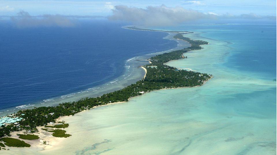 150 Seeleute aus Kiribati waren zwei Jahre nicht zu Hause. Nun dürfen sie zurück – mit großen Sorgen.