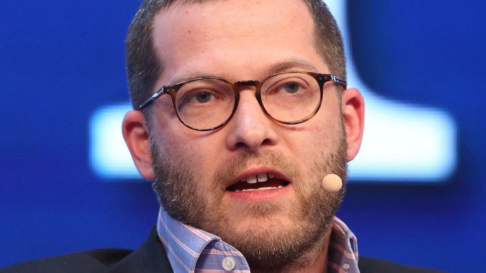 """""""Bild""""-Chef Julian Reichelt: Freigestellt wegen einer Compliance-Untersuchung bei Axel Springer"""