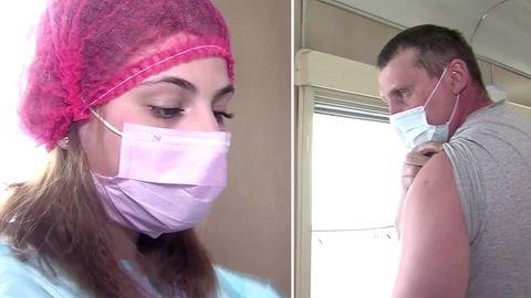 Überwachung der Bürger: In Moskau soll man nun mit seinem Gesicht Bahntickets lösen