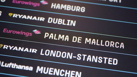 Flüge nach Palma de Mallorca boomen